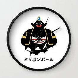 Master Teacher Wall Clock