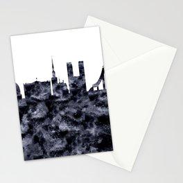 Oslo Skyline Norway Stationery Cards