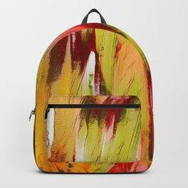 Abstract vivacious Backpack