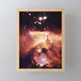 Pismis 24-1 Framed Mini Art Print