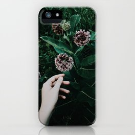Seeking Magic iPhone Case