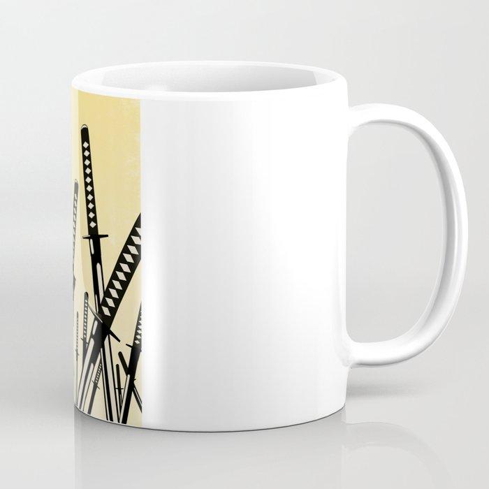 Katana Junkyard Coffee Mug