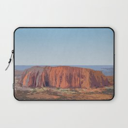 Visit Ayers Rock Laptop Sleeve