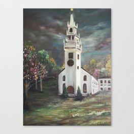 Trinity Church, Newport, RI Canvas Print