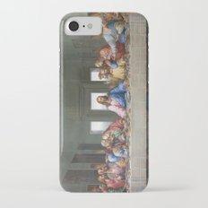 The Last Supper by Leonardo da Vinci iPhone 7 Slim Case