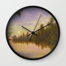 Backcountry Wall Clock
