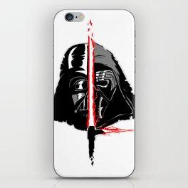 Vader/Ren iPhone Skin