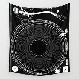 DJ TURNTABLE - Technics Wall Tapestry