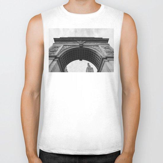 Washington Square Arch II Biker Tank