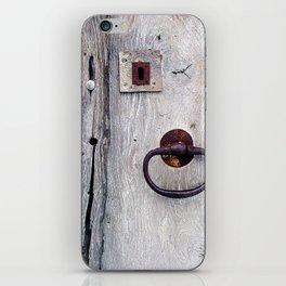 The Door iPhone Skin