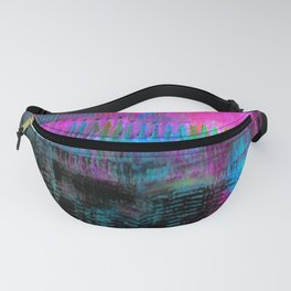 Pink line S43 Fanny Pack