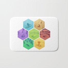 The Resource Conquest - 3D Bath Mat
