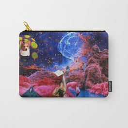 COLLAGE ART BOARD Carry-All Pouch