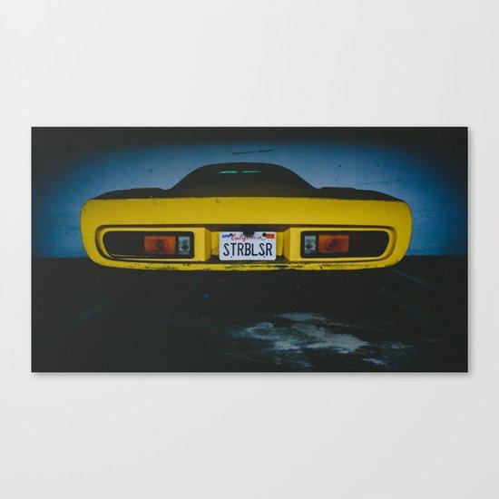 Strblsr Canvas Print