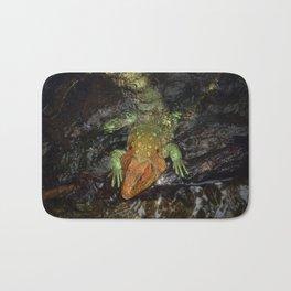 Caiman Lizard Bath Mat