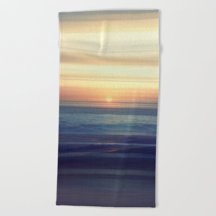 First Light Beach Towel