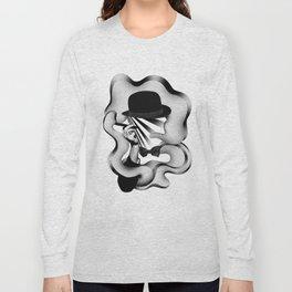 gentle smoke Long Sleeve T-shirt