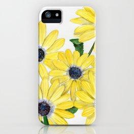 Strangely Sunny iPhone Case