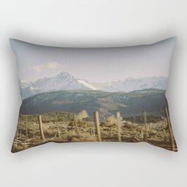 Road to Telluride Rectangular Pillow