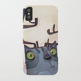 What?! iPhone Case