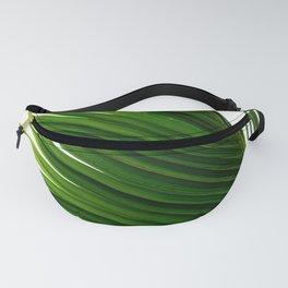Plam Leaf Fanny Pack