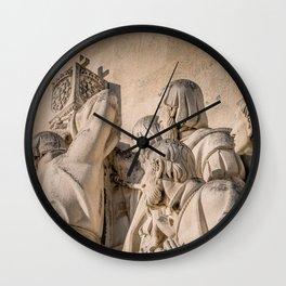 Explorateur Lisbon Wall Clock