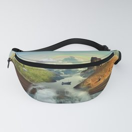 Landscape In A Book Fanny Pack