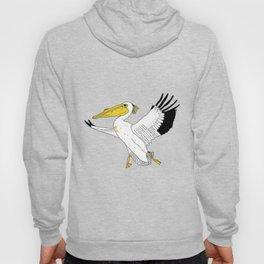 Petra the Pelican Hoody