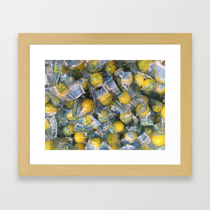 Candies 1 Framed Art Print