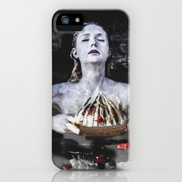 The Crown iPhone Case