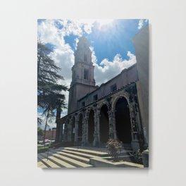 Bell Tower Metal Print