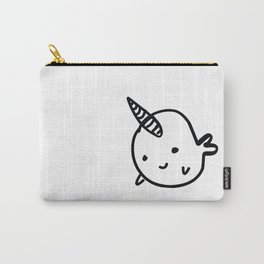 BIG BUDDY NARWHAL Carry-All Pouch
