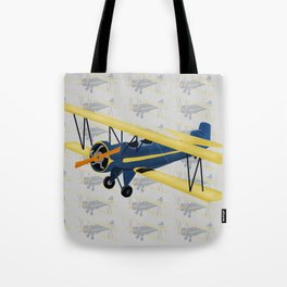 Bi-Plane - Fleet Model Tote Bag