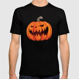 Jack O' Lantern Halloween Pumpkin T-shirt