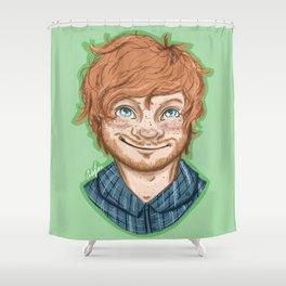 Eddy Shower Curtain