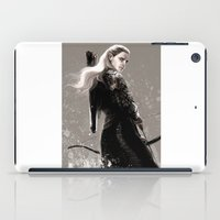 archer iPad Cases featuring the archer by evankart