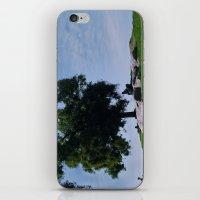 running iPhone & iPod Skins featuring running by XfantasyArt