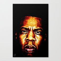 Mr Carter Canvas Print