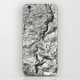 bump abstract iPhone Skin