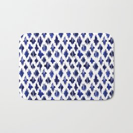 Shaking ultramarine Bath Mat