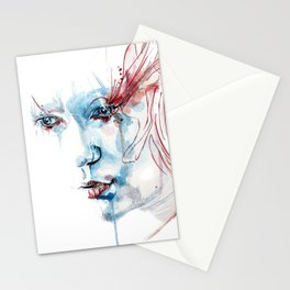 Indelible scars Stationery Cards