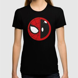 Spideypool: Sign T-shirt