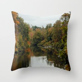 Charles River Throw Pillow