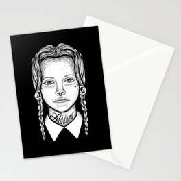 Addams Stationery Cards