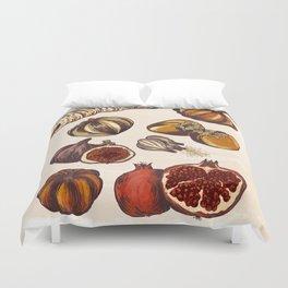 Fall Produce Duvet Cover