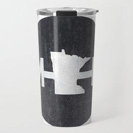 Minnesota Logo MN Travel Mug