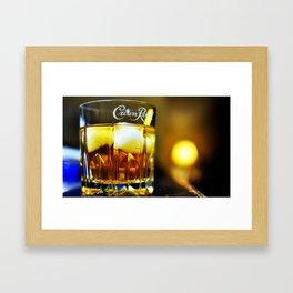 Whiskey #3 Framed Art Print
