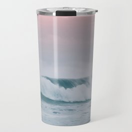 Pale ocean Travel Mug