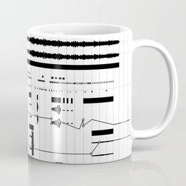 Music Production Coffee Mug