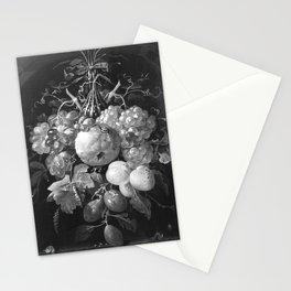Abraham Mignon - Früchtestück Stationery Cards